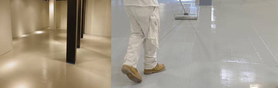 Industrial Floor Coatings Banner 2